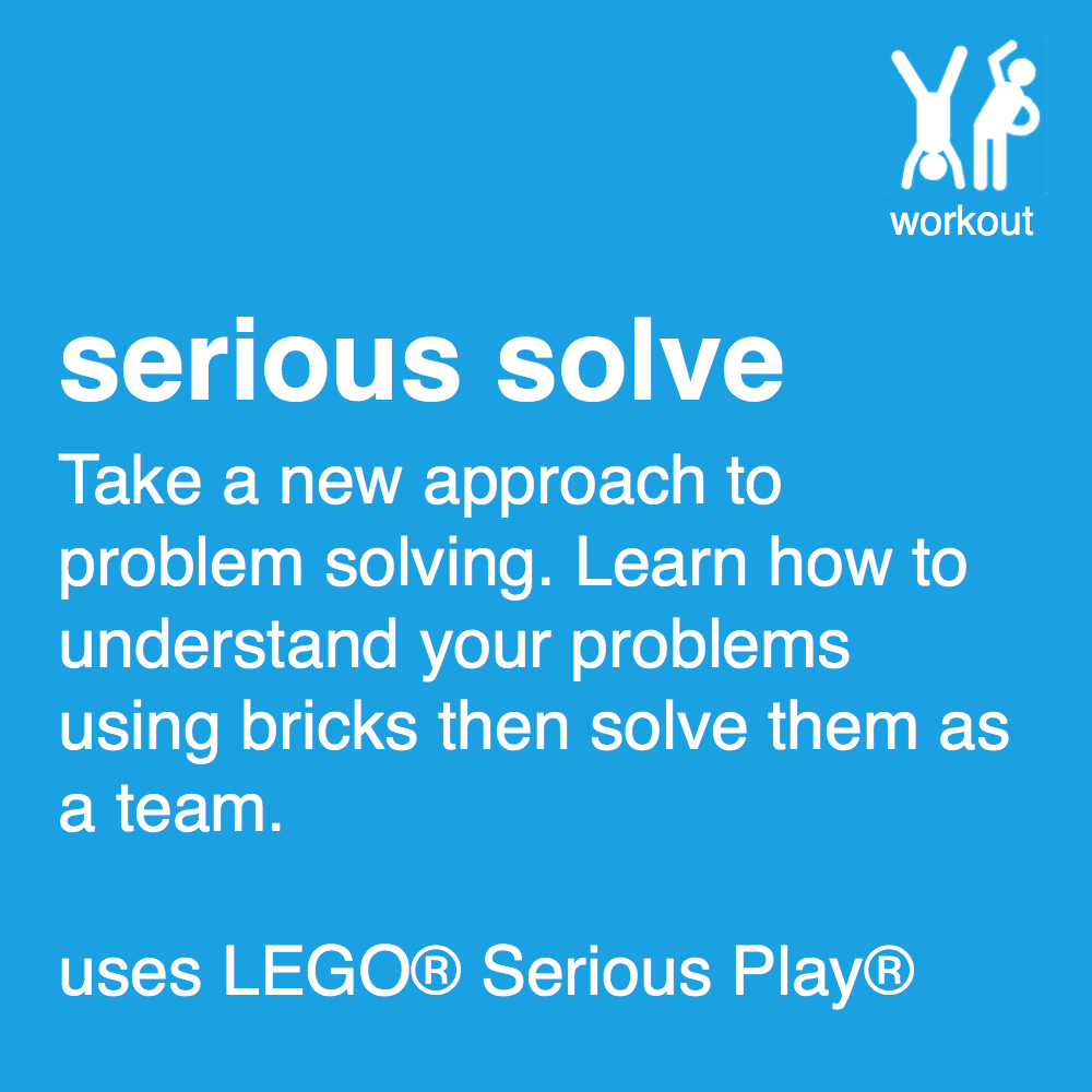 Serious Solve